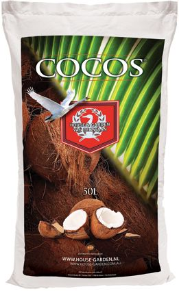 House & Garden Coco Peat 50L
