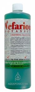 Nefarious Potassium