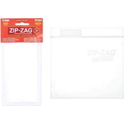 Zip Zag 1oz Smell Proof Zip Lock Bag