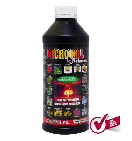 Nefarious Micro Kill