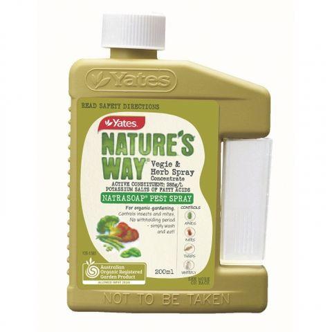 Yates Natrasoap Pest Spray 200mL