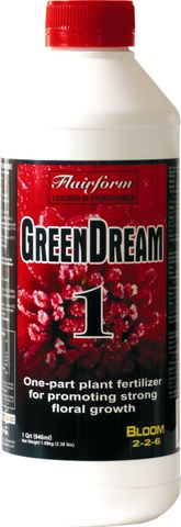 Flairform Green Dream Bloom