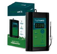 Hydro Axis Heat Mat Thermostat 20-40°C