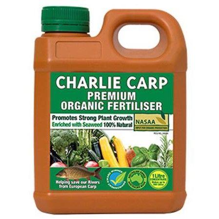 Charlie Carp Organic 1L