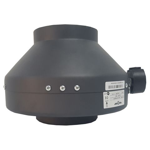 Ram 125mm Centrifugal Fan 378m³/h 74W