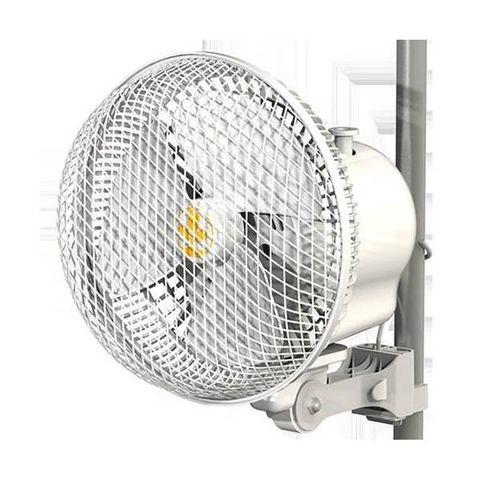 Secret Jardin 21cm Oscillating Clip Fan 20W