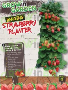 Grow Garden Strawberry Planter 2 Pack