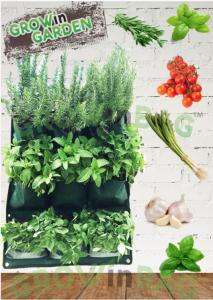 Grow Garden Wall Garden 9 Pocket