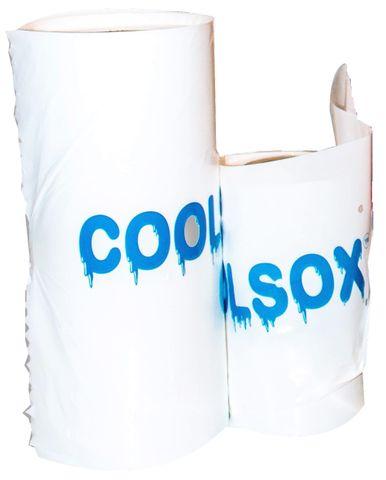 Coolsox 250mm Diameter per Lineal Metre Suits 250mm Fan