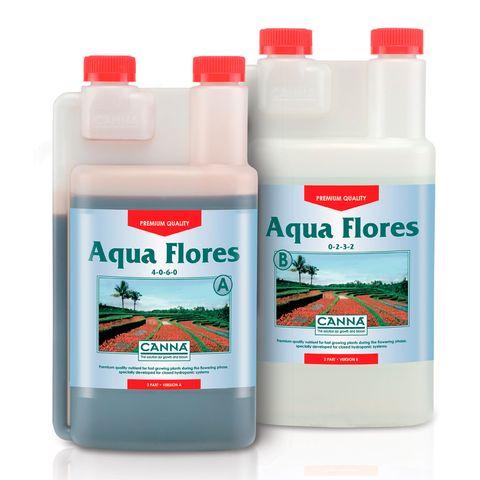 Canna Aqua Flores A & B 1L / 5L Sets