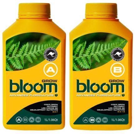 Bloom Grow A & B 1L / 2.5L Sets