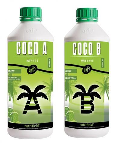 Nutrifield Coco A & B 1L / 5L / 20L Sets