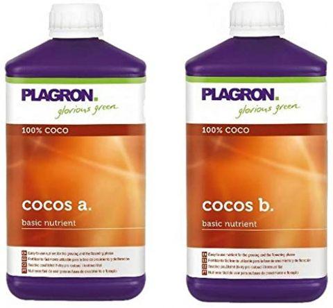 Plagron Coco A & B 1L / 5L Sets