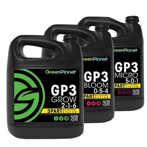 Green Planet GP3