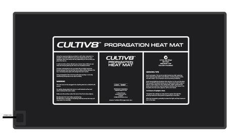 Cultiv8 Heat Mat Small 39x28cm 18W