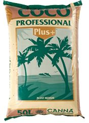Canna Coco Peat 50L 10 Bag Bulk