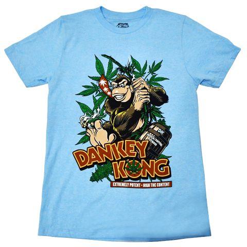 Seven Leaf Dankey Kong T-Shirt