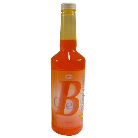 B-Clear 1 Hour Liquid Formula 750mL Orange