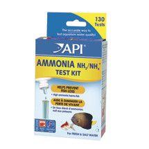 API Ammonia Test Kit 2 Part