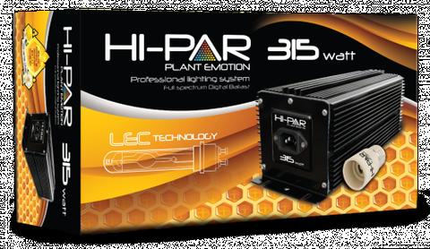 Hi-Par 315W MH Ballast & Lamp Kit