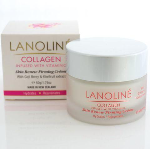 Lanoline Collagen Skin Renew Firming Crème 50g