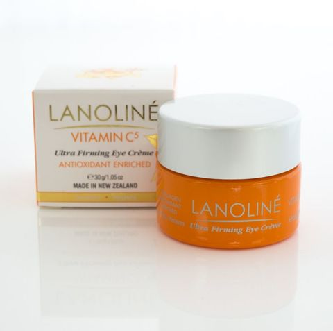 Lanoline Vitamin C5 Ultra Firming Eye Crème 30g