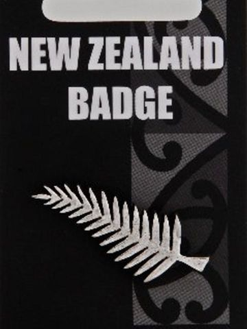 Silver Fern Badge Multi-pack 6