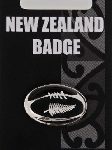 Rugby Ball Badge Multi-pack 6