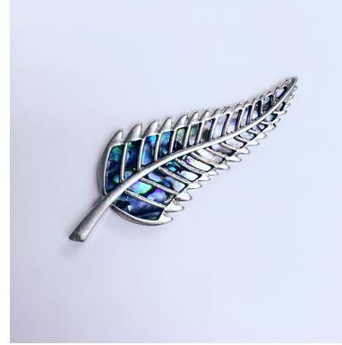 Paua Fern Magnet