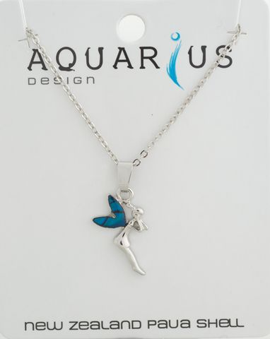 Blue Paua Fairy NL