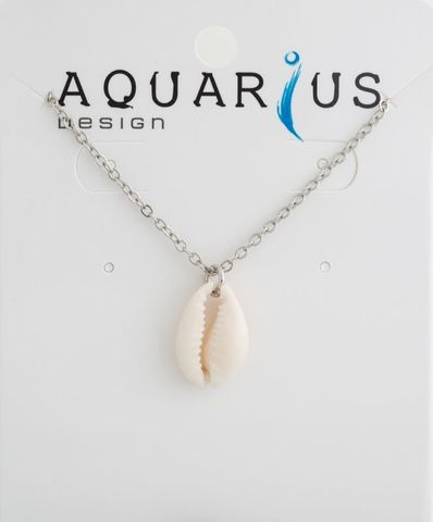 Cowrie 1pc Necklace