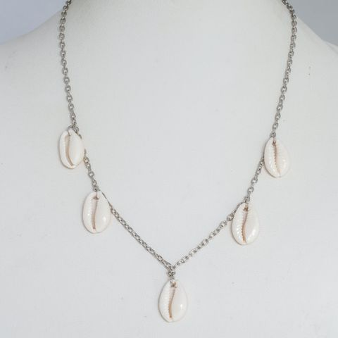 Cowrie 5pc Necklace