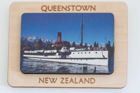 Earnslaw Steamship Magnet