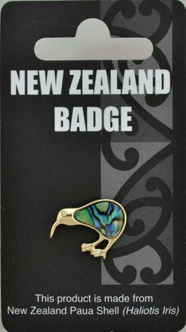Paua Kiwi Gold Badge Multi-pack 6