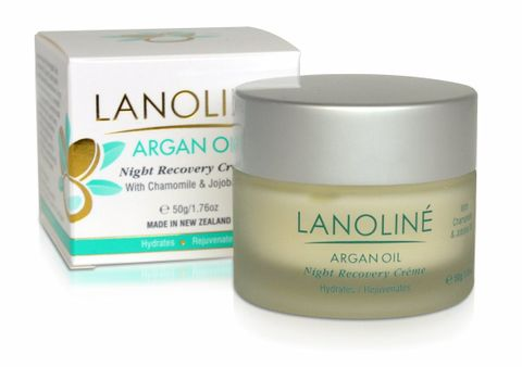 Argan Oil Night Recovery Crème