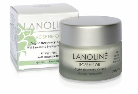 Rosehip Oil Night Recovery Crème