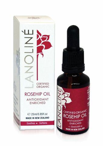 Rosehip Oil  Certified Organic