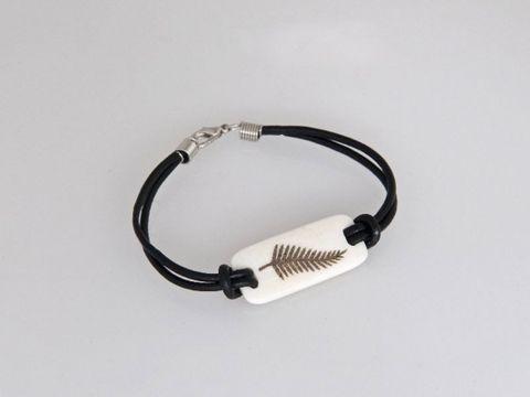 Bone Fern  Bracelet - Large