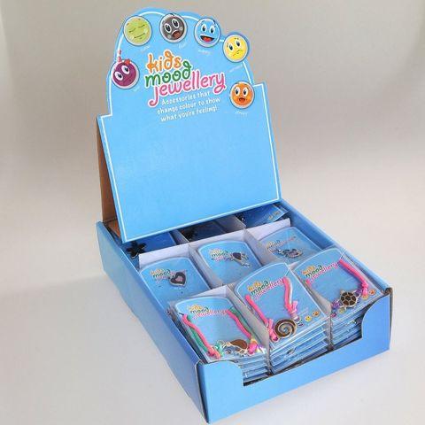 Mood Pendant & Bracelets - Childrens Boxed Set