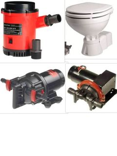 Pumps and Plumbing