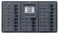 Distribution Panels DC w meters