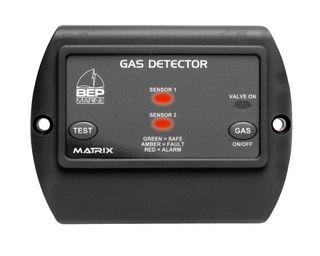 Gas Control & Detectors