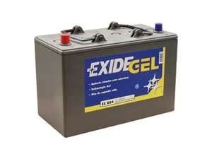Batteries Gel