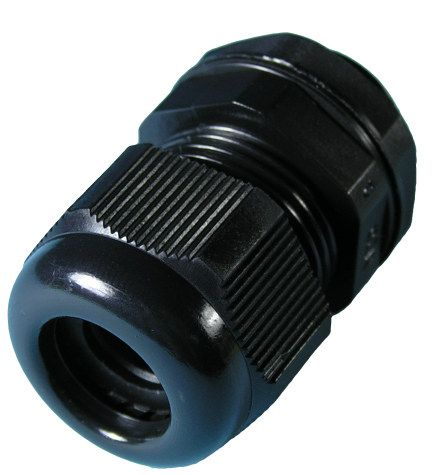 Gland plastic bullet M12(d3-5mm 1to5mm2)