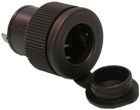 Socket 12V cig lighter flush d36cut d30+