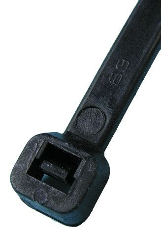 Cable ties bk 100mm 25PAK