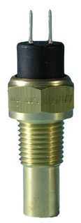Sensor temp 150C earthed SS1/8NPT M4