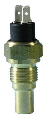 Sensor temp 120C earthed SS 1/8NPTF butt