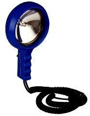 Spotlight handheld 12V100W HELLA 1520+