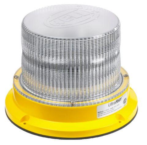 Light Warning Beacon LED 12-30V red+